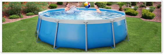 rectangle tuff pools